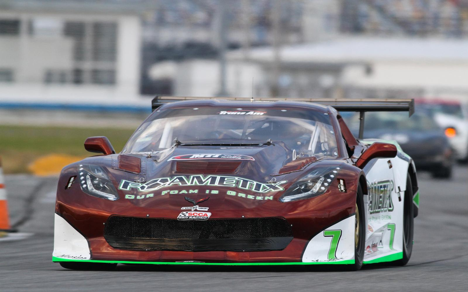 Burtin Racing Heads to Sebring for FOAMETIX® 100 Trans Am Season Opener
